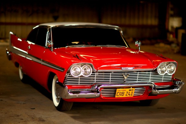 Bill Gibson's Plymouth Fury