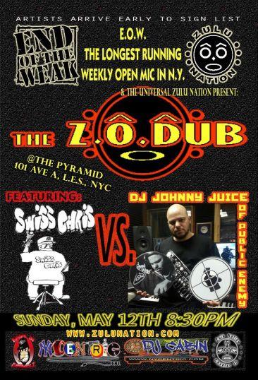 DJ vs Drummer