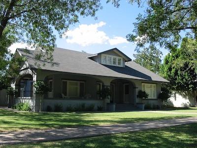 Historic home in Mesa, Arizona.