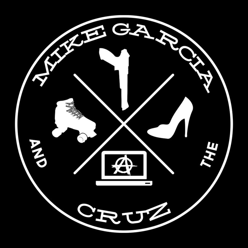 """Logo for """"Mike Garcia and The Cruz"""""""