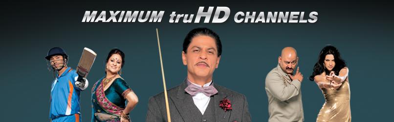 Dish Tru HD Channels