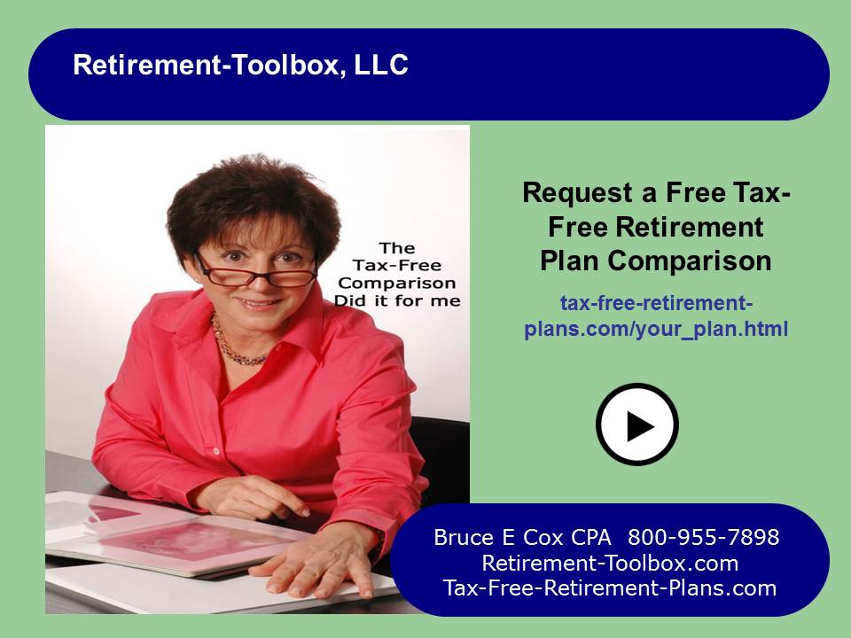 IndividualTax-FreeRetirementPlan