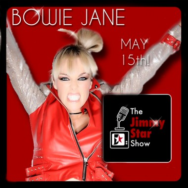 Bowie Jane on The Jimmy Star Show