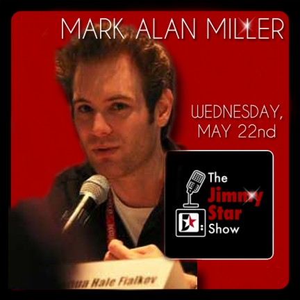 Mark Alan Miller on The Jimmy Star Show