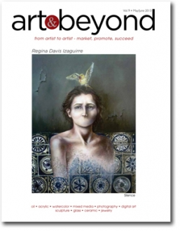 Art & Beyond May/June 2013 Cover