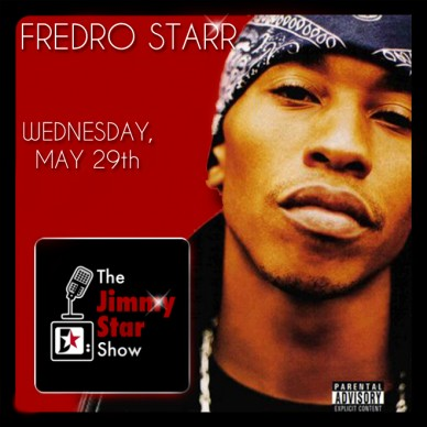 Fredro Starr on The Jimmy Star Show