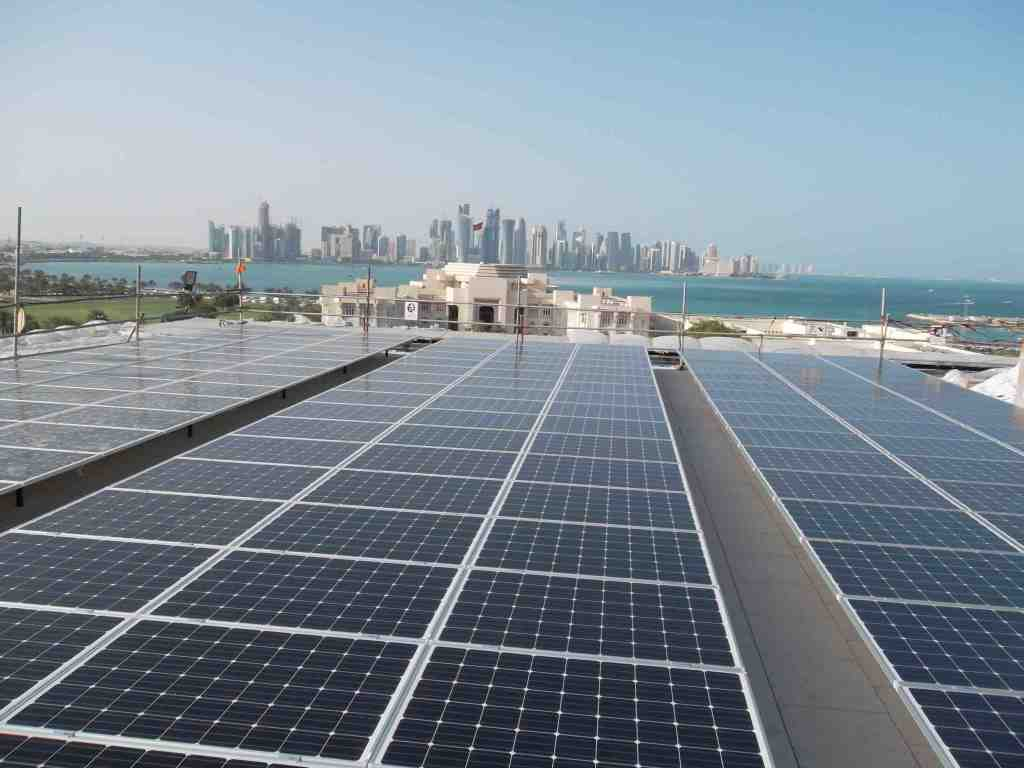 Qatar S Renewable Energy Projects An Up And Coming