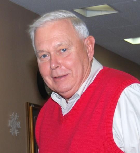 Dr. James Buckman