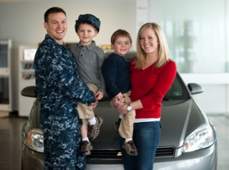 Car Loans for Veterans with Bad Credit