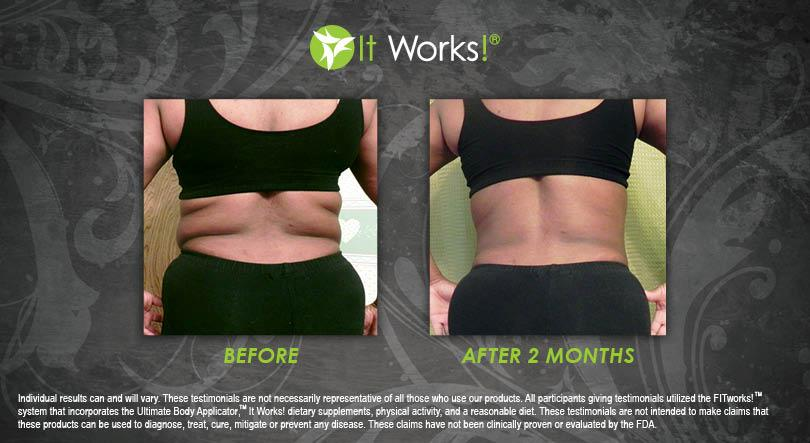 It Works Body Wraps awarded the Best Post Pregnancy Body Wrap of 2013