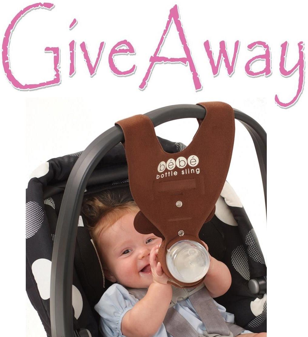 Bebe Bottle Sling Australia Giveaway