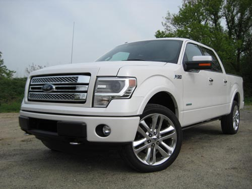 2013 ford f 150 limited truck yeah prlog. Black Bedroom Furniture Sets. Home Design Ideas