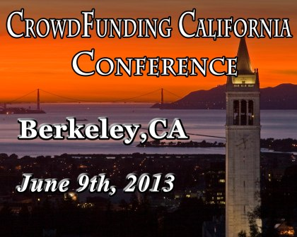 Crowdfunding California Conference