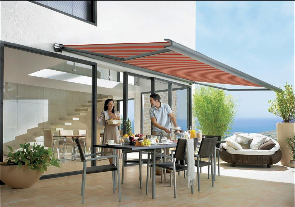 Deck and patio awnings 2017 2018 best cars reviews for Balcony awning