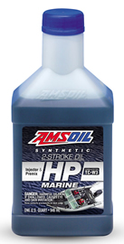 Amsoil HP Marine oil for E-TEC outboards
