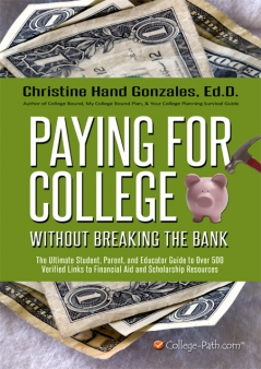 Paying For College Cover