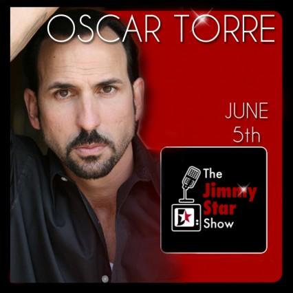 Oscar Torre on The Jimmy Star Show