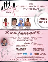 2013 Women's Empowerment Conference