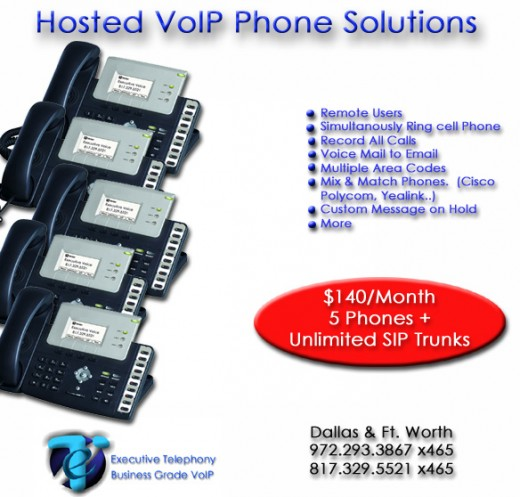 SIP VoIP Dial Tone Trunk Lines