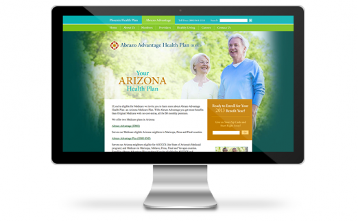 Redesigned: Abrazo Advantage Health Plan and Phoenix Health Plan