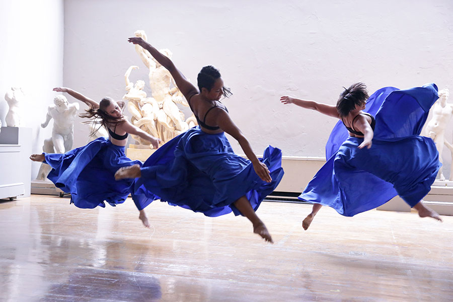 MM2 Modern Dance Company of Philadelphia to perform in ...
