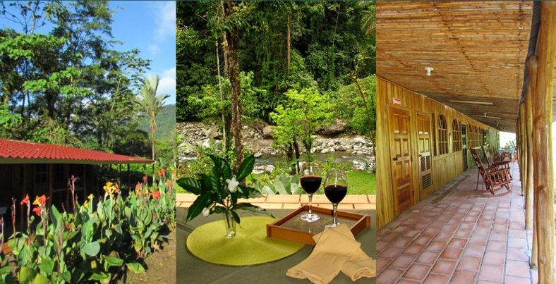 Hot Springs Lodge has opened in Costa Rica.