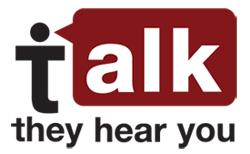 """SAMHSA - """"Talk. They Hear You."""""""