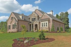 Model Home at The Estates at Davis Ridge