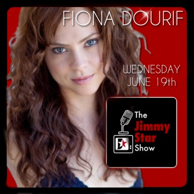 Fiona Dourif on The Jimmy Star Show