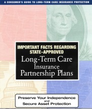 long term care insurance partnership guide to benefits