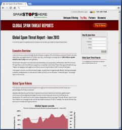June 2013 Global Spam Report