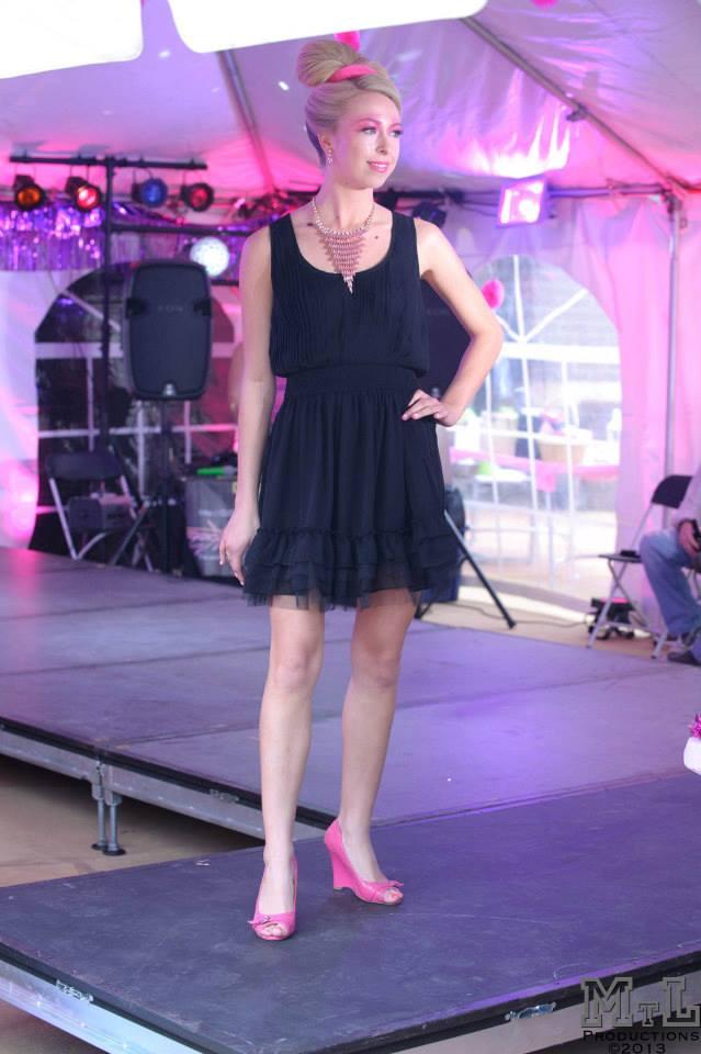 Aveda Fashion Show Minneapolis