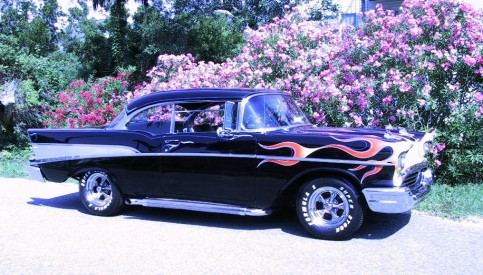 George Barris/Ringo Starr '57 Chevy Coupe