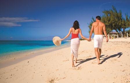 It's all about honeymoon romance!