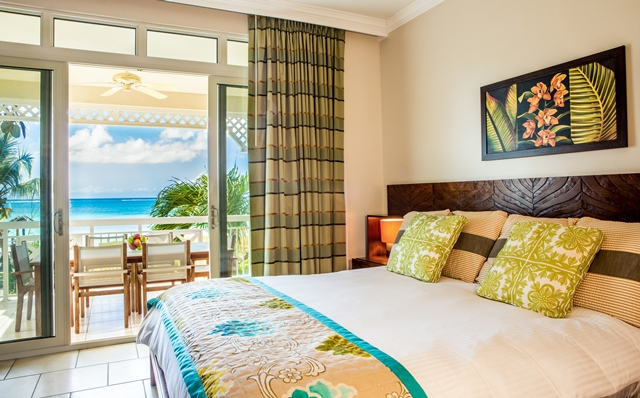 Suites with Breathtaking Views