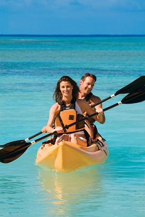 Watersports for Two!