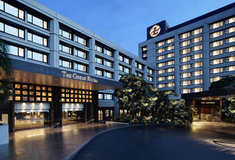 Langham Hotel, Auckland, New Zealand – Exterior