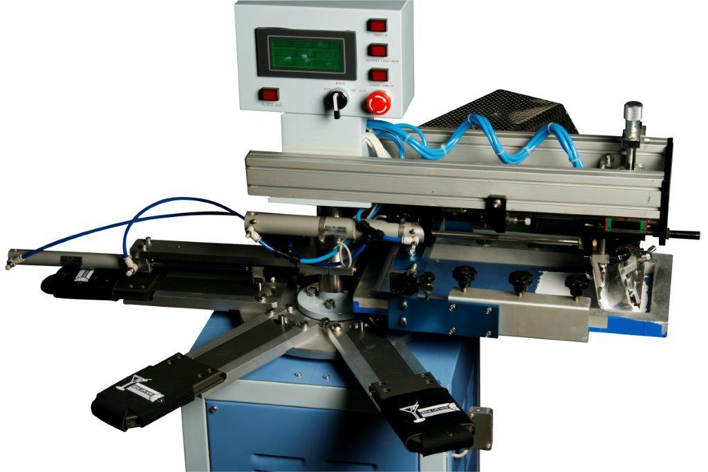 Inkcups Now Introduces The R160 Screen Printing Press For