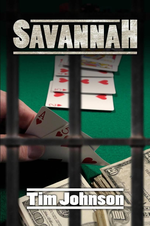 Savannah by Tim Johnson