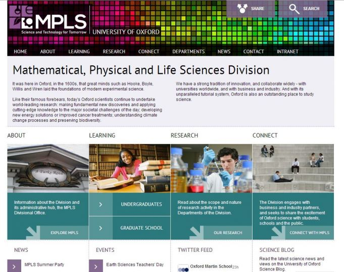 MPLS website