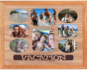 Vacation Photo Frames by GiftWorksPlus