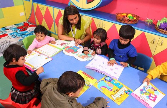 early childhood care and education in india pdf