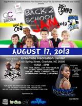 Back 2 School Jam 2013