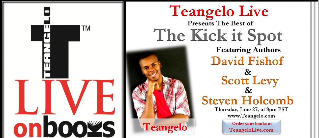 Best of The Kick it Spot - Your host Teangelo