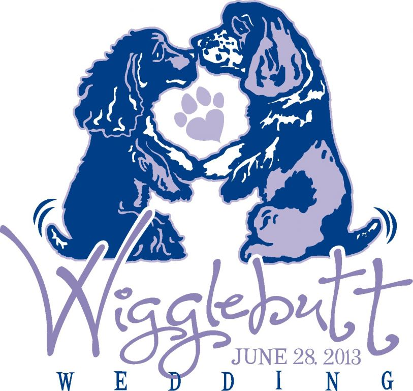 Wigglebutt Wedding Official Logo