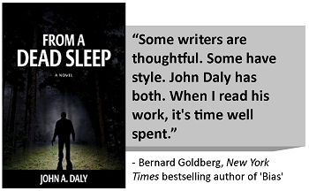 FROM A DEAD SLEEP by John A. Daly