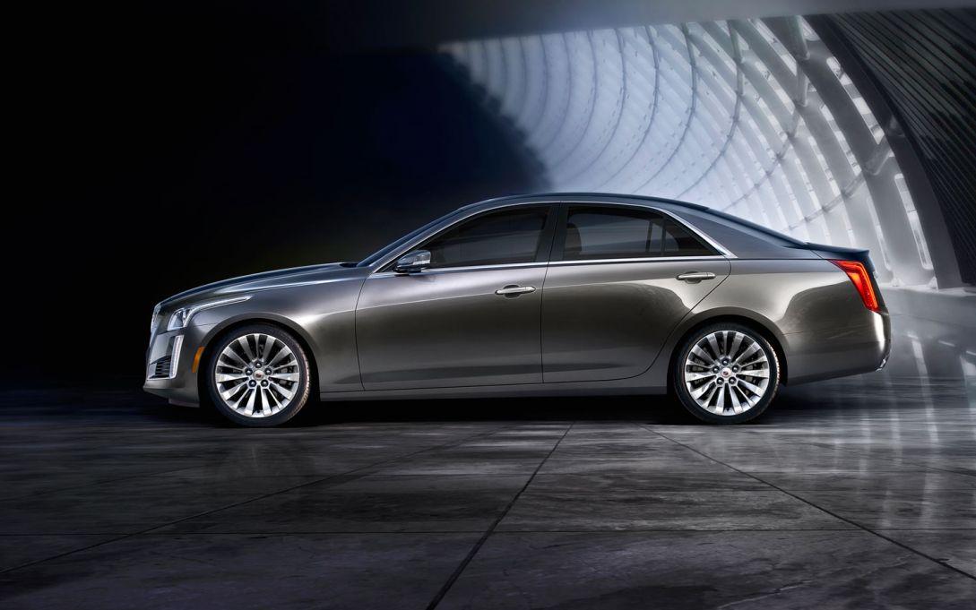 2014 Cadillac Cts Ats And Xts Earn 5 Star Safety Ratings