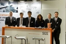 SGS Success At Building Test Expo in Cologne, Germany