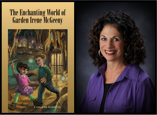 The Enchanting World of Garden Irene McGeeney by Concetta Kennedy