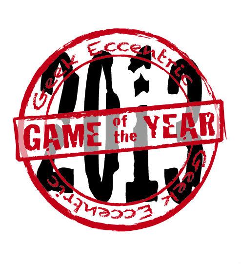 Geek Award - Game of the Year